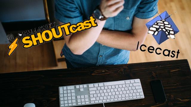 Shoutcast vs Icecast vs HLS: Qual è il Migliore?