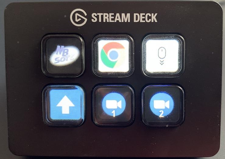 MB Studio e MB Live compatibili con Elgato Stream Deck
