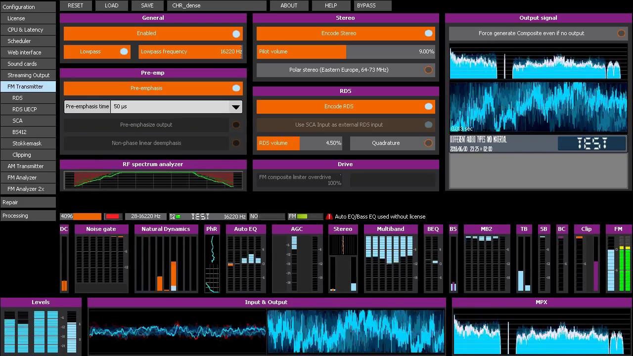 MB Studio e StereoTool: suono perfetto!